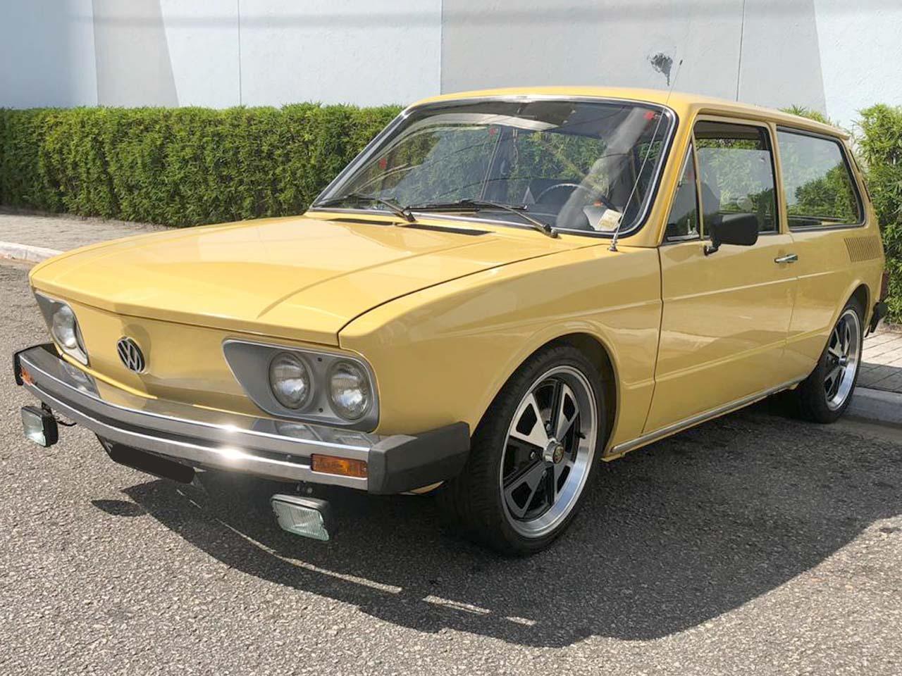 VW Brasilia Amarela 1980 – tag 29