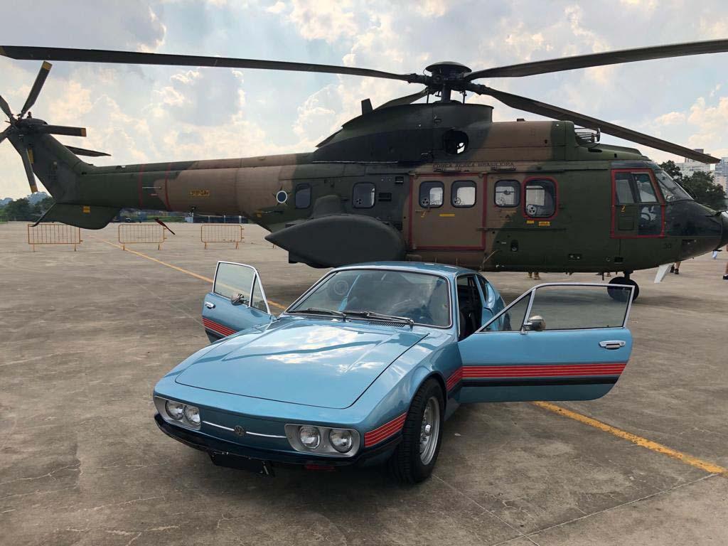 VW SP2 1974 Azul Titânio tag 32