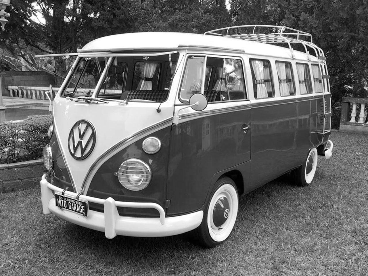 VW Kombi T1 Marrom Caravela 1973